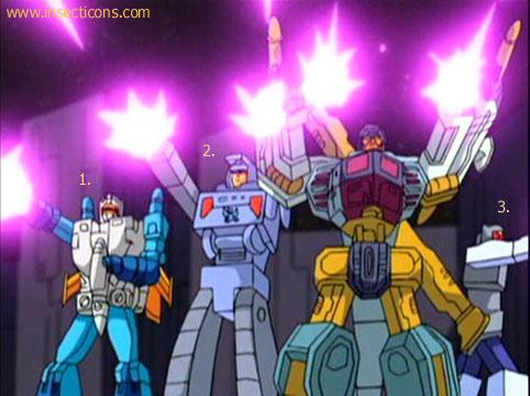 Transformers (G1 us, G1 japonais et Beast Wars) vu dans le générique de Transformers Armada S-Npcs-62