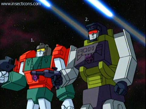 Transformers (G1 us, G1 japonais et Beast Wars) vu dans le générique de Transformers Armada S-Npcs-64