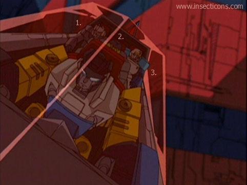 Transformers (G1 us, G1 japonais et Beast Wars) vu dans le générique de Transformers Armada S-Npcs-70