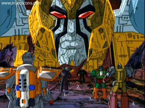 Transformers (G1 us, G1 japonais et Beast Wars) vu dans le générique de Transformers Armada S-Npcs-72