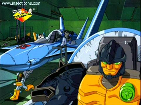 Transformers (G1 us, G1 japonais et Beast Wars) vu dans le générique de Transformers Armada S-Npcs-73