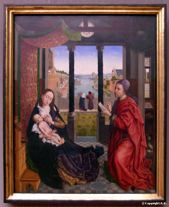St Luc peignant la Vierge ME0000070811_3