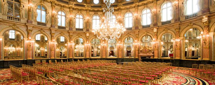 ou suis je? Martin 10 mars trouvé par Martine Intercontinental-Paris-Le-Grand-Ballroom