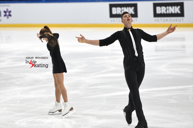 Challenger (6) - Finlandia Trophy. Oct 11 - 13, 2019. Espoo /FIN      - Страница 15 Anastasia-Mishina-and-Aleksandr-Galliamov-SP-2019-Finlandia-Trophy-3
