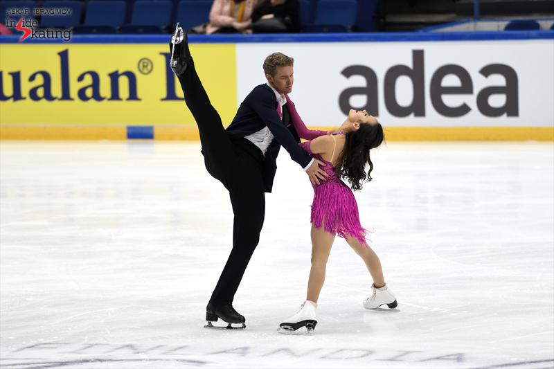 Challenger (6) - Finlandia Trophy. Oct 11 - 13, 2019. Espoo /FIN      - Страница 15 Madison-Chock-and-Evan-Bates-RD-2019-Finlandia-Trophy-5