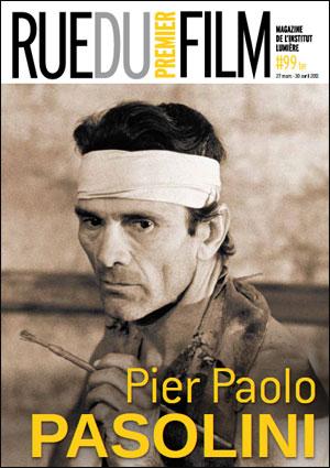 Rétrospective Pier Paolo Pasolini à l'Institut Lumière  Couv-rdpf99