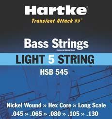 Cordas Hartke Hsb545