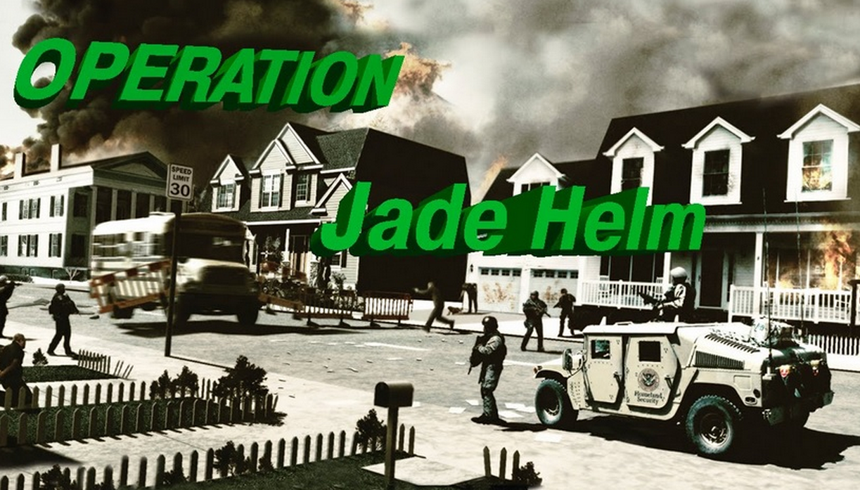 Fake alternative media personality and possible government operative purposefully conducted Jade Helm PSYOP 2015-07-17_0521
