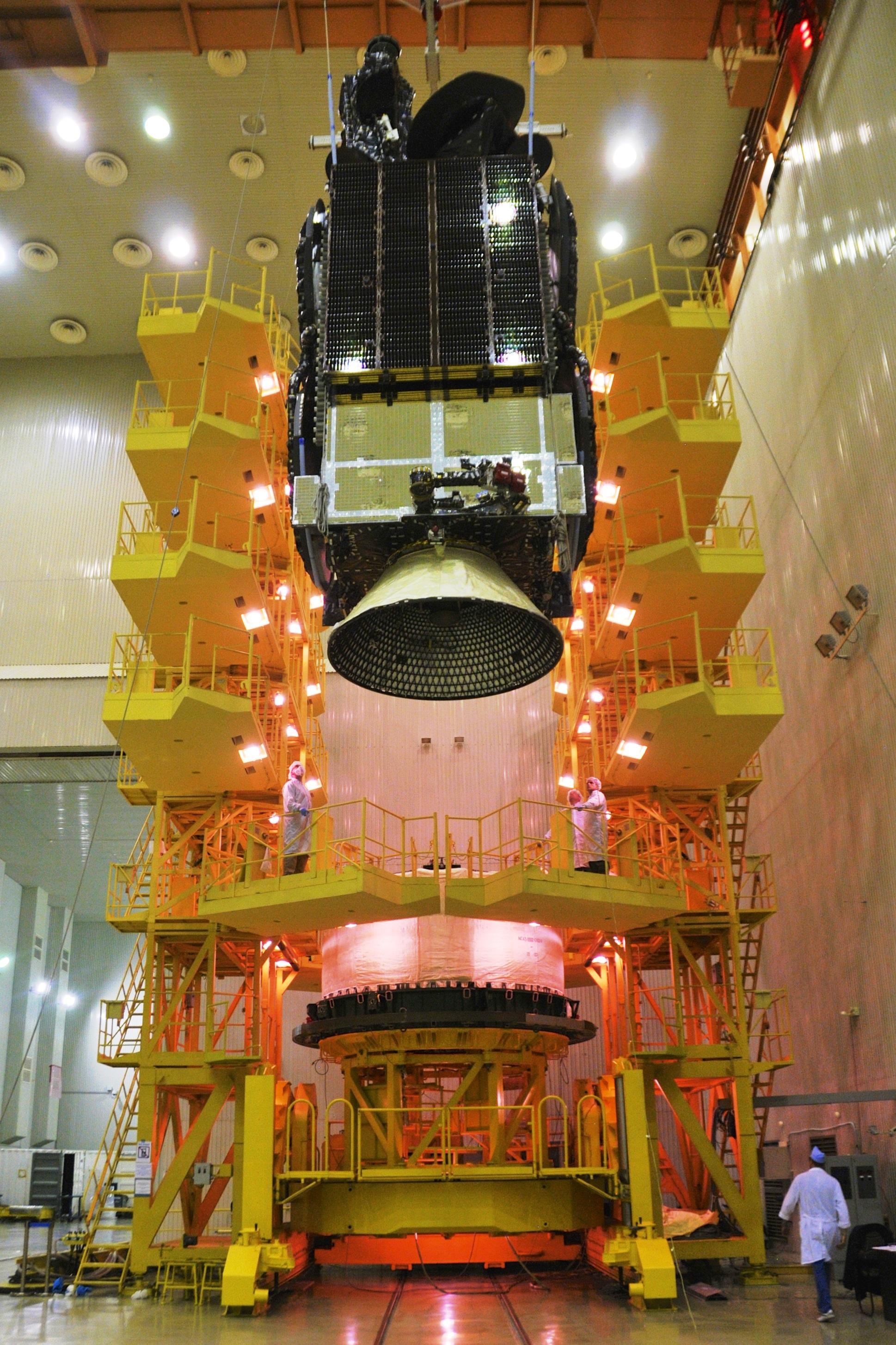 Lancement Proton-M / Intelsat-31 - 9 juin 2016 ISDLA-2-27-May-33