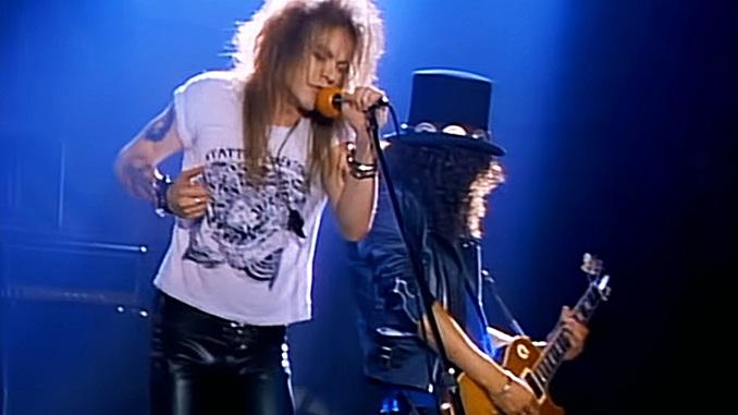 Artículo] 'Welcome to the Jungle': cómo se hizo el video Guns N 'Roses.