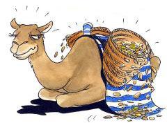 ♠♠ Marc10-25  Il est plus facile à un chameau de passer...♠♠ Clb_100305
