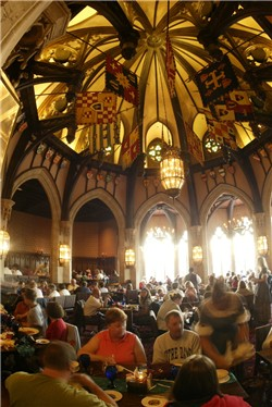 visite du Disney world magic Kingdom CinRoyal