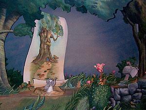 visite du Disney world magic Kingdom Blusteryday