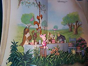 visite du Disney world magic Kingdom Hooray