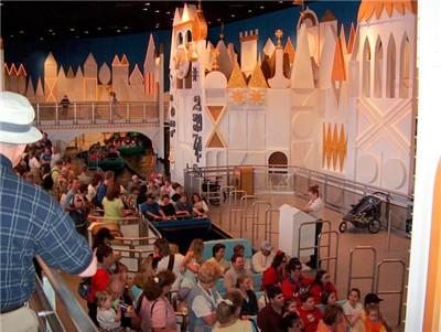 visite du Disney world magic Kingdom Iasw_loading