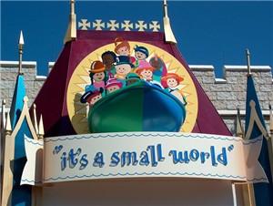 visite du Disney world magic Kingdom Iasw_sign