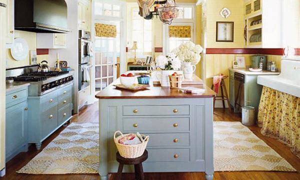 WOOD, Baldric Poseidon Cleander  Cottage-style-interior-design-9