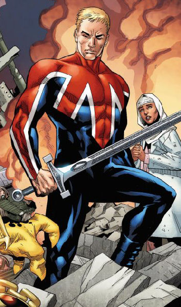 Who is your favorite superhero ???? Captainbritain5