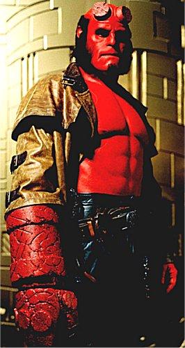 ¿Tus personajes favoritos? Hellboy2
