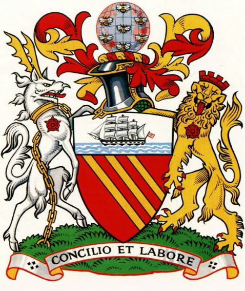 The Voice of New London - Página 2 Manchester-coat-arms