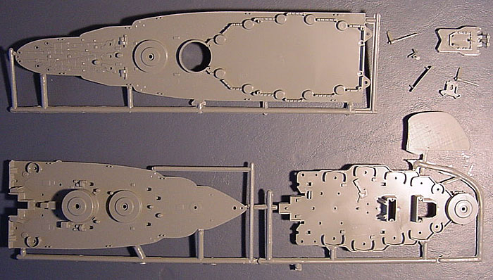 [revell]USS arizona 1:426: Revell_pearlharbor-arizona-parts2-lg