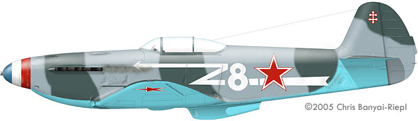 Normandie-Niemen Yak3-white8