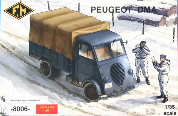 Peugeot DMA 1:35 Azimut productions First_look_FM_Peugeot_boxtop