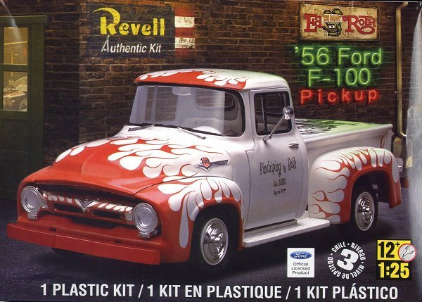 Ford 56 F-100 Revell Roth_Pickup
