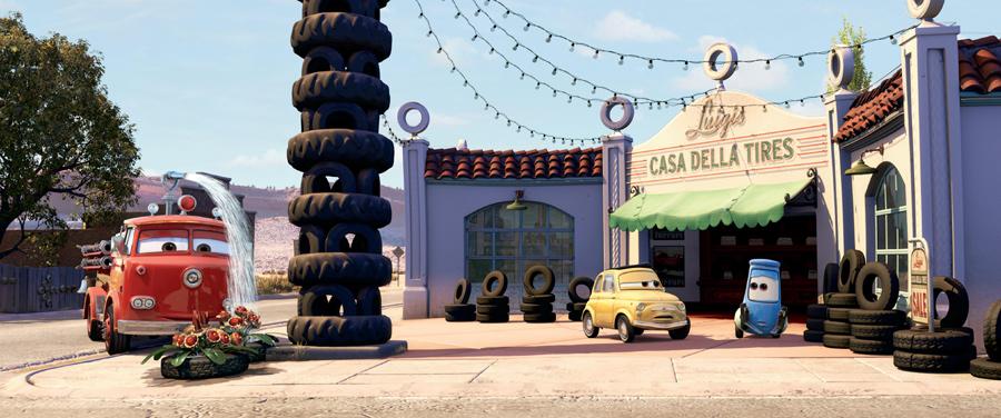 Cars - Quatre Roues [Pixar - 2006] Cars_22
