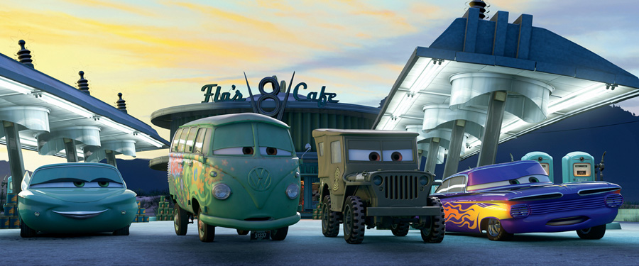 Cars - Quatre Roues [Pixar - 2006] Cars_27