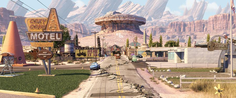 Cars - Quatre Roues [Pixar - 2006] Cars_28