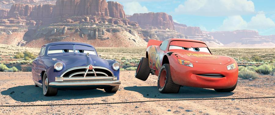 Cars - Quatre Roues [Pixar - 2006] Cars_40