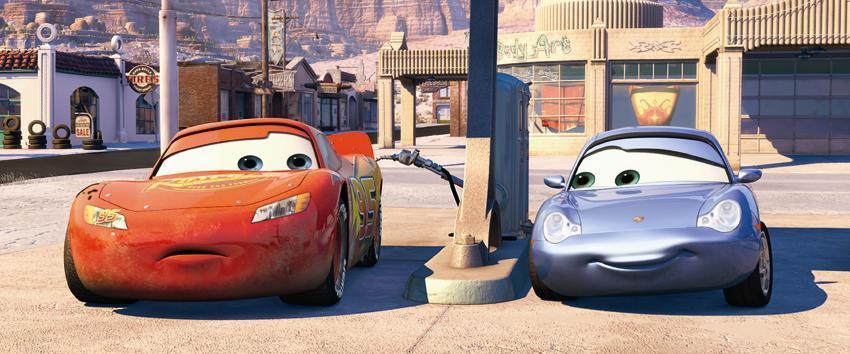 Cars - Quatre Roues [Pixar - 2006] Cars_9