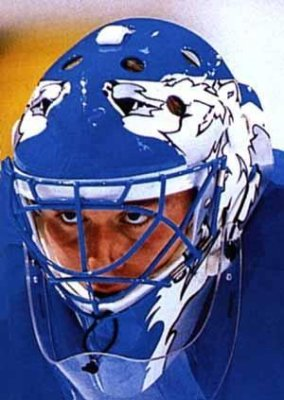 GM Hockey open forum - What is your favourite goalie mask design, past or present? Que-thibault