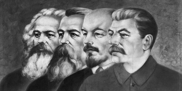 The Death of Feminism on the Left - Page 2 Marx-engels-lenin-stalin