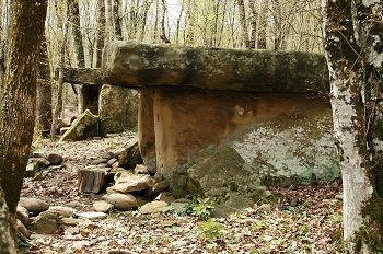 Caucasian Dolmens. The history of people.  101