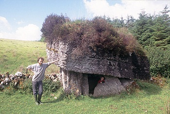 Caucasian Dolmens. The history of people.  34