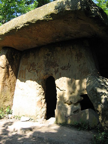 Caucasian Dolmens. The history of people.  53