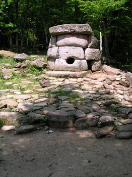 Caucasian Dolmens. The history of people.  92