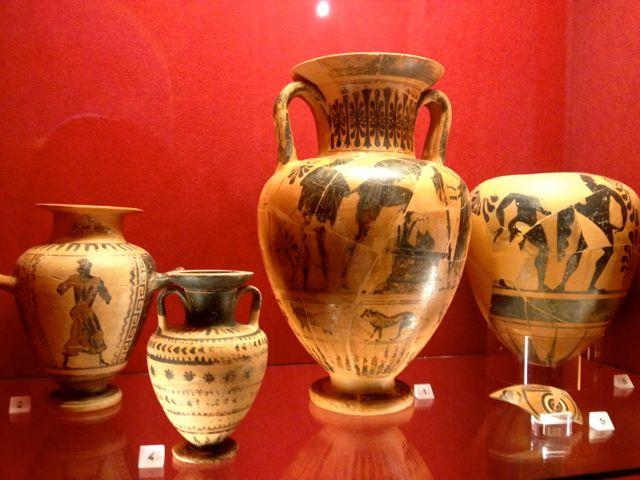 L'arte degli Etruschi Vasi-etruschi