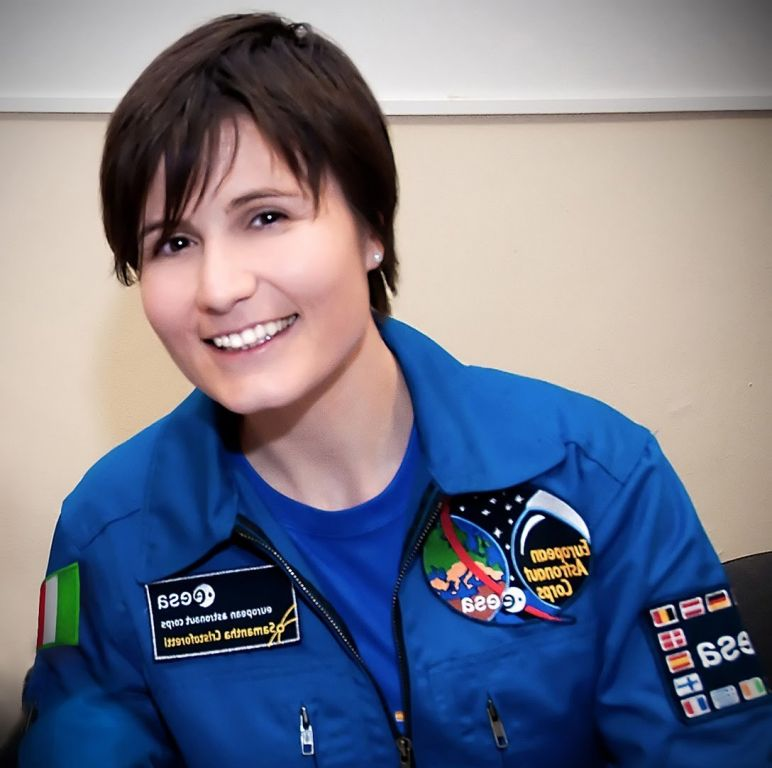 Prima astronauta italiana nello spazio, diretta streaming dalle 20.30 Samantha-Cristoforetti