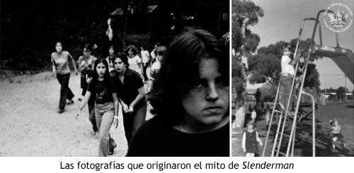 demonios - Hombres Sombra, fantasmas y demonios: diez fotografías inexplicables y espeluznantes   Slenderman-fotos-originales
