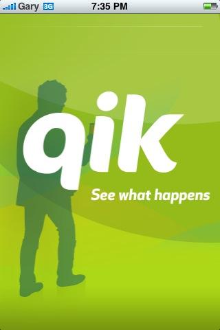 """Skype compra empresa de """"vídeo móvel"""" Qik_iphone1"""