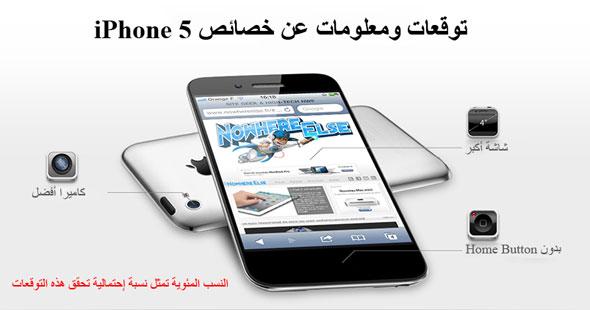 توقعات ومعلومات عن خصائص الآي-فون 5 IPhone5-Rumors01