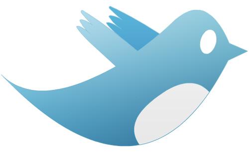 Twitter vai suportar multimédia Twitter-bird-201006090912261