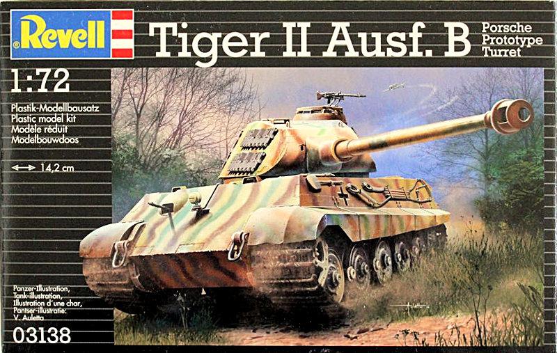 wehrmacht 46 en maquette Tiger_cover