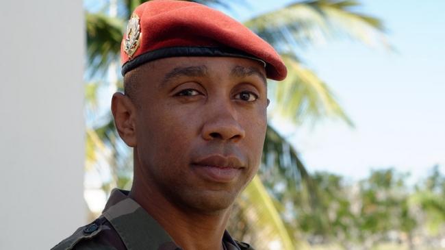 L'objectif : collecter des fonds pour les blessés de l'armée de Terre. Comme Mahamoudou, 37 ans.  Mahamoudou-parachutiste-blesse-en-afghanistan
