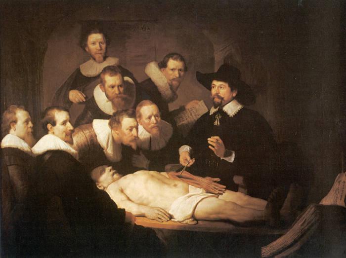 La Perla Falsa Rembrandt