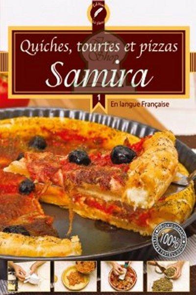 تحميل جميع كتب سميرة للطبخ  La-plume-samira-quiches-tourtes-et-pizzas