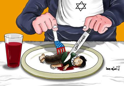 كاريكاتر فلسطيني.... Omayya_Joha_Palestine5